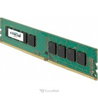 Memory modules for PC and laptops Crucial 4GB DDR4 2400MHz (CT4G4DFS824A)