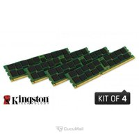 Memory modules for PC and laptops Kingston 32GB (4x8GB) DDR4 2133MHz (KVR21R15S4K4/32)