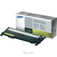 Cartridges, toners for printers Samsung CLT-Y406S