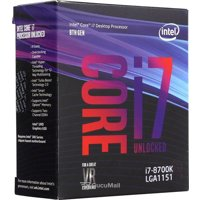 Photo Intel Core i7-8700K