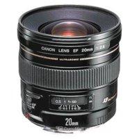 Photo Canon EF 20mm f/2.8 USM