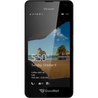 Mobile phones, smartphones Microsoft Lumia 550 Single Sim
