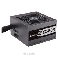 Photo Corsair CX450M 450W