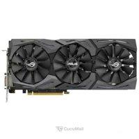 Photo ASUS Radeon RX 480 ROG STRIX OC 8Gb (STRIX-RX480-O8G-GAMING)