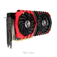 Photo MSI Radeon RX 480 GAMING X 4G