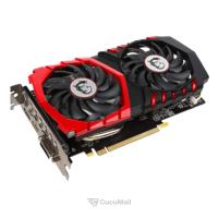 Photo MSI GeForce GTX 1050 TI GAMING X 4G