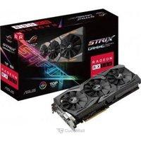 Photo ASUS Radeon RX 580 STRIX GAMING OC 8Gb (ROG-STRIX-RX580-T8G-GAMING)