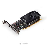 Graphics card PNY Quadro P1000 4Gb (VCQP1000DVI-PB)