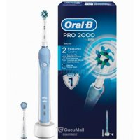 Electric toothbrushes Braun Oral-B PRO 2000 CrossAction