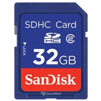 Memory card, USB Flash SanDisk SDHC 32Gb